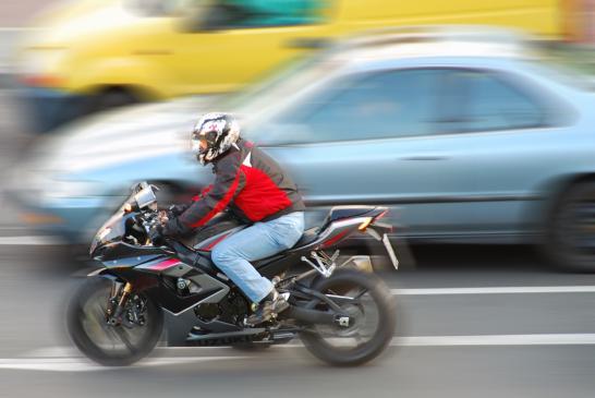 Jak zawracać motocyklem?