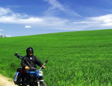 Co zabrać ze sobą na wyprawę motocyklową?