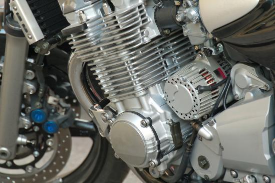 Usterki silnika w motocyklu