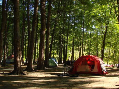 Jak przygotować się do wyprawy motocyklowej pod namiot?