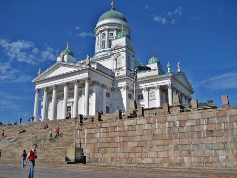 Co warto zobaczyć w Helsinkach?