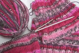 Jak gubić oczka na drutach?