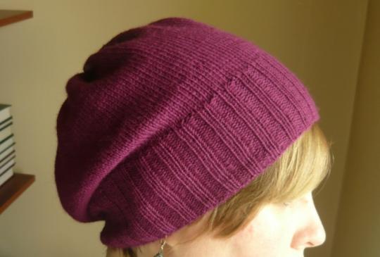 Jak zrobić czapkę na drutach z żyłką?