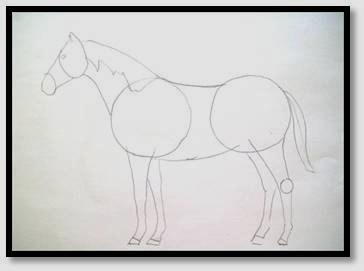 Jak Narysować Konia Krok Po Kroku